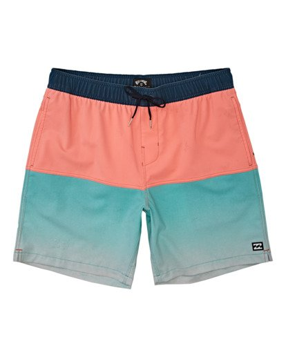 "0 Fifty50 Layback Boardshort 17"" Blue M1811BFB Billabong"