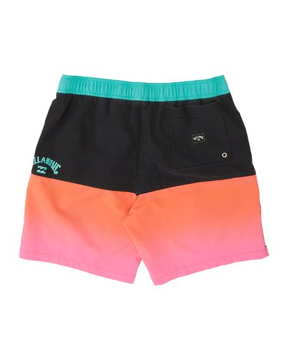 1 Fifty50 Layback Boardshorts Pink M1811BFB Billabong