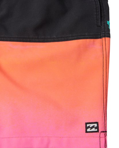 3 Fifty50 Layback Boardshorts Pink M1811BFB Billabong