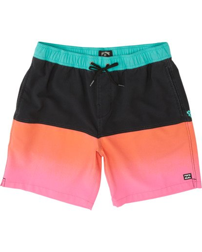 0 Fifty50 Layback Boardshorts Pink M1811BFB Billabong