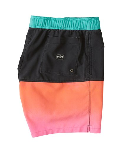 2 Fifty50 Layback Boardshorts Pink M1811BFB Billabong