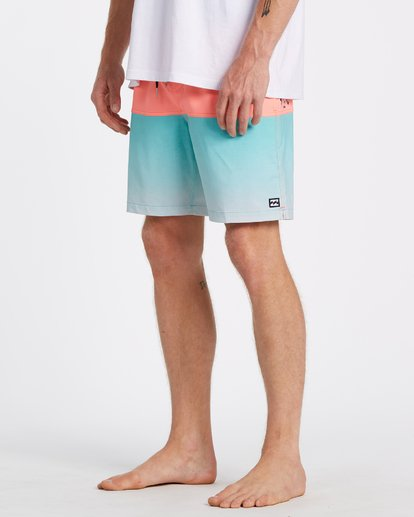 3 Fifty50 Layback Boardshorts Blue M1811BFB Billabong