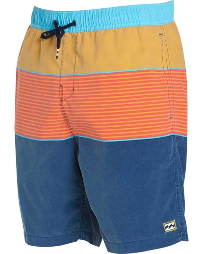 1 Tribong Layback Boardshorts Orange M181NBTB Billabong
