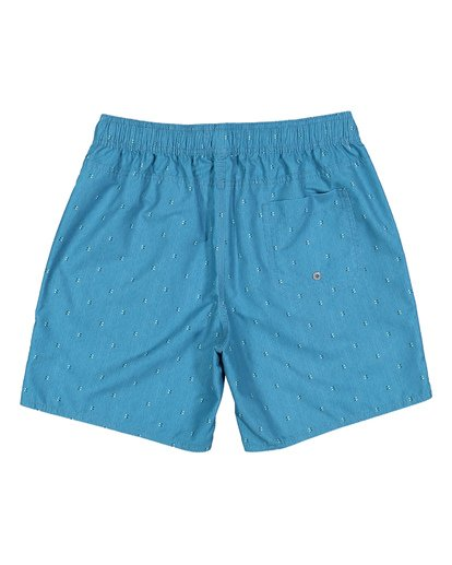 1 All Day Mini Mark Layback Boardshorts Blue M181VBME Billabong