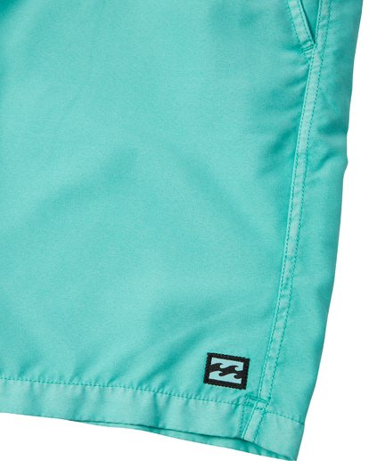 "5 All Day Overdye Layback 17"" Boardshort Blue M1821BAB Billabong"