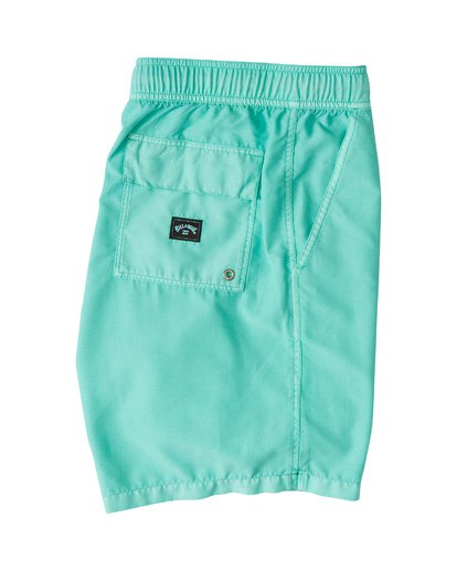 3 All Day Overdye Layback Boardshorts Blue M1821BAB Billabong