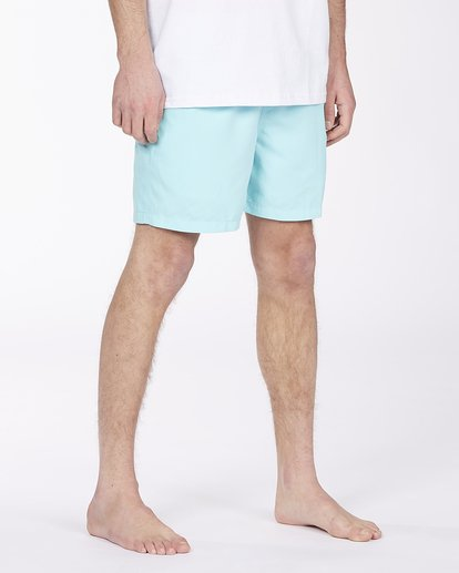7 All Day Overdye Layback Boardshorts Blue M1821BAB Billabong