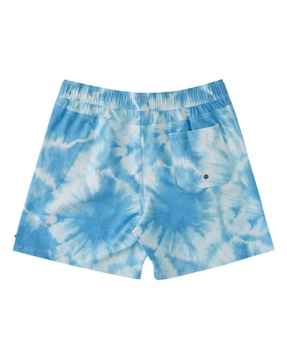 1 Riot Layback Boardshorts Blue M1821BRE Billabong