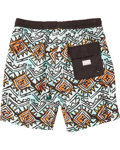 1 Sundays Layback Boardshorts Red M182NBSU Billabong