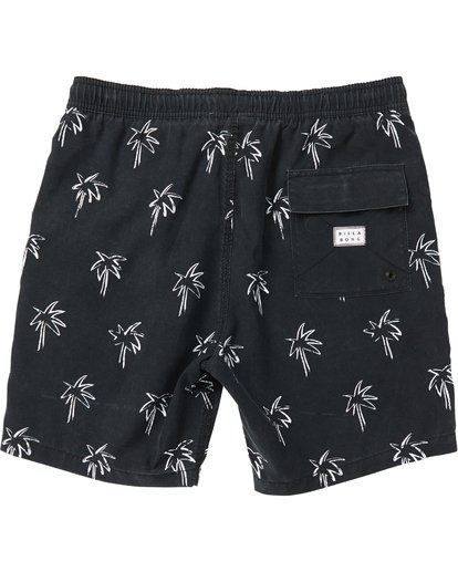 1 Sundays Layback Boardshorts  M182NBSU Billabong