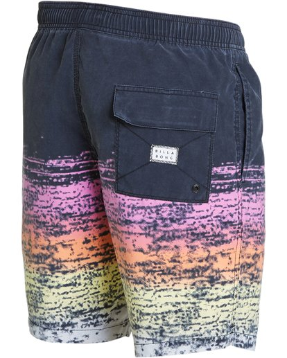 2 Sundays Layback Boardshorts Pink M182NBSU Billabong