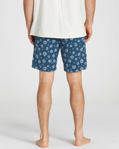 5 Sundays Layback Boardshorts Blue M182NBSU Billabong