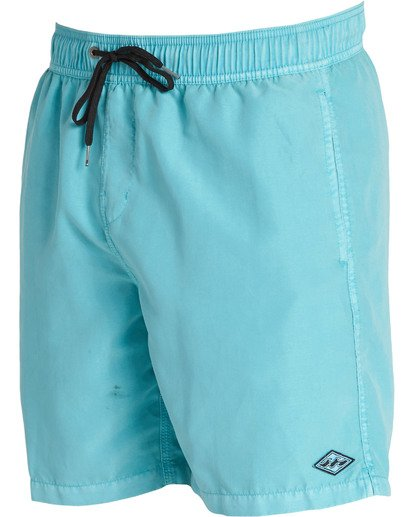 2 All Day Layback Boardshorts Blue M182TBAD Billabong