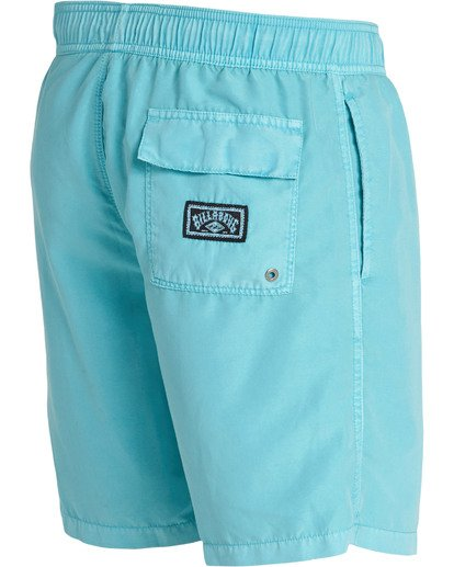 3 All Day Layback Boardshorts Blue M182TBAD Billabong