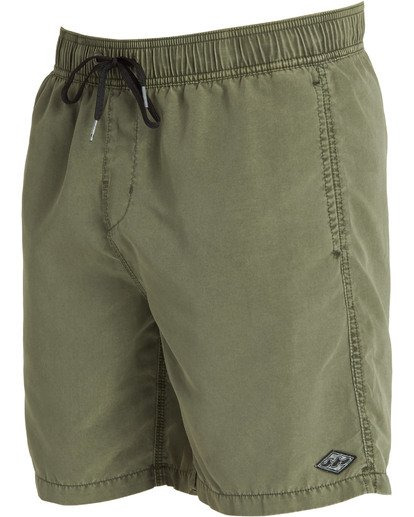 2 All Day Layback Boardshorts Green M182TBAD Billabong