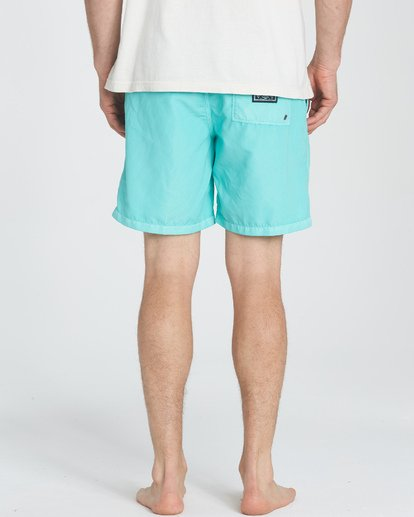 5 All Day Layback Boardshorts Green M182TBAD Billabong