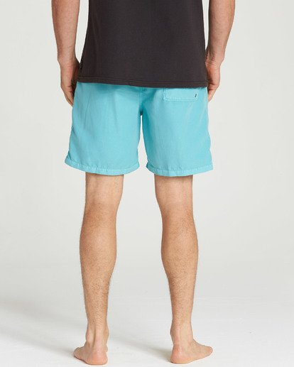 5 All Day Layback Boardshorts Blue M182TBAD Billabong