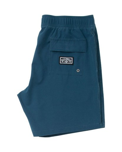 2 All Day Layback Boardshorts Blue M182TBAE Billabong