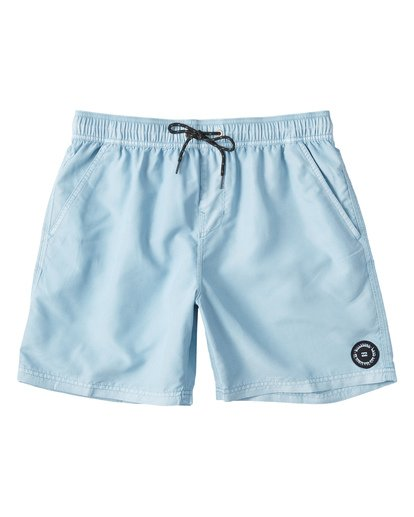 0 All Day Overdye Layback Boardshorts Blue M182TBOE Billabong