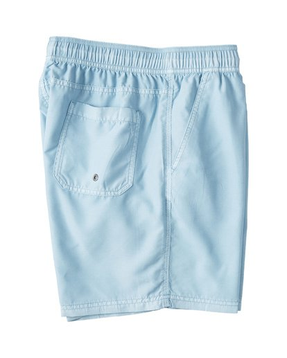 3 All Day Overdye Layback Boardshorts Blue M182TBOE Billabong
