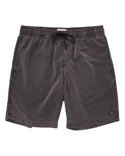 0 All Day Layback Boardshorts Black M182VBAD Billabong