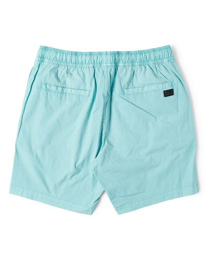 1 All Day Layback Boardshorts Green M182VBAD Billabong