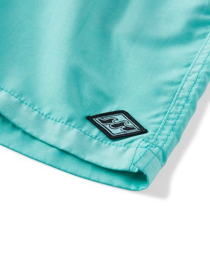 6 All Day Layback Boardshorts Green M182VBAD Billabong