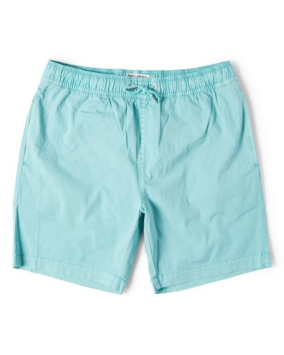 0 All Day Layback Boardshorts Green M182VBAD Billabong