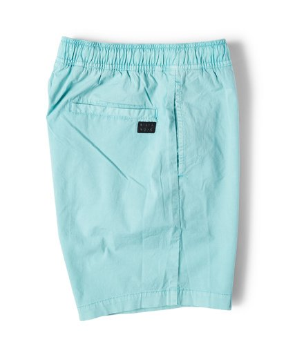 2 All Day Layback Boardshorts Green M182VBAD Billabong