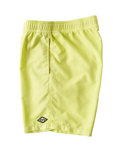 2 All Day Layback Boardshorts Orange M182VBAD Billabong