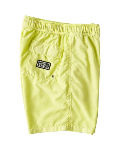3 All Day Layback Boardshorts Orange M182VBAD Billabong