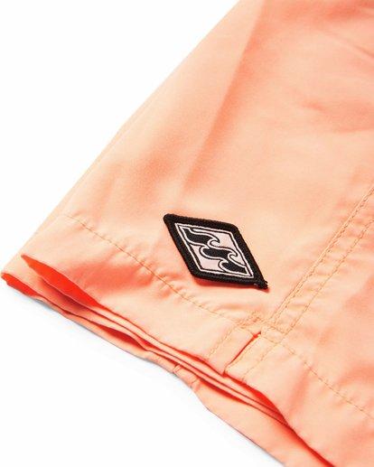 4 All Day Layback Boardshorts Orange M182VBAD Billabong