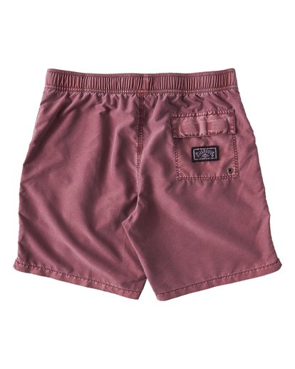 1 All Day Layback Boardshorts Pink M182VBAD Billabong