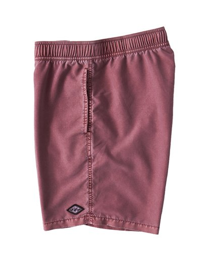 2 All Day Layback Boardshorts Pink M182VBAD Billabong