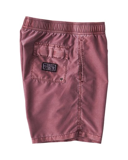 3 All Day Layback Boardshorts Pink M182VBAD Billabong