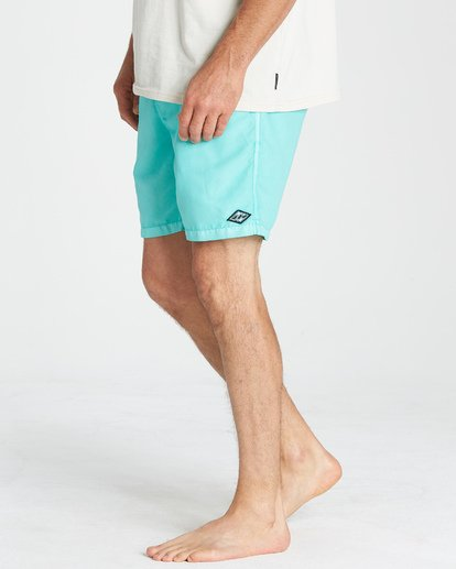 9 All Day Layback Boardshorts Green M182VBAD Billabong