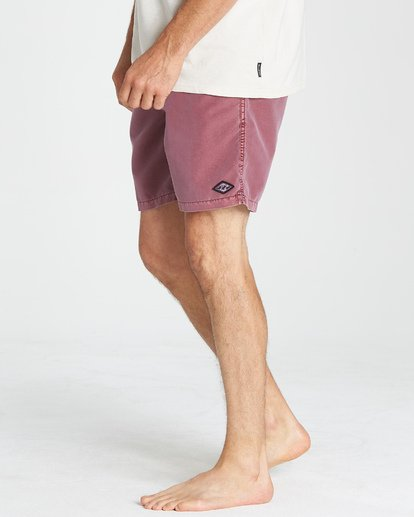 9 All Day Layback Boardshorts Pink M182VBAD Billabong