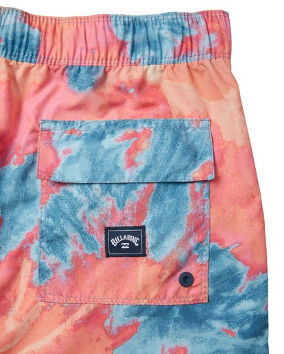 5 All Day Riot Layback Boardshorts Grey M1831BRB Billabong