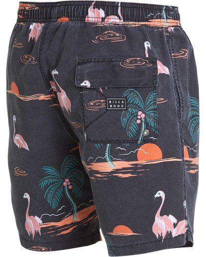 6 Sundays Layback Boardshorts  M183QBSE Billabong