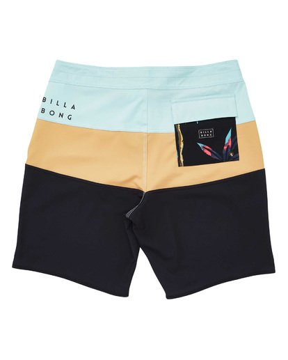 1 Tribong Solid Pro Boardshorts  M183TBTP Billabong