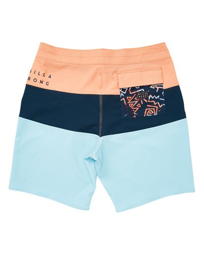 1 Tribong Solid Pro Boardshorts Orange M183TBTP Billabong