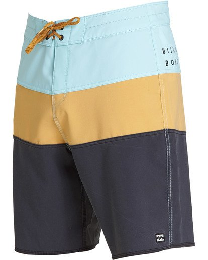 2 Tribong Solid Pro Boardshorts  M183TBTP Billabong
