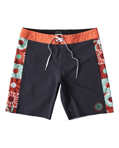 0 Dawn Patrol D Bah Boardshorts Black M183VBDP Billabong