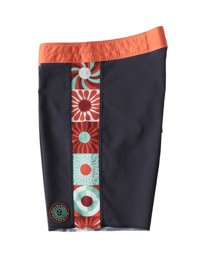 2 Dawn Patrol D Bah Boardshorts Black M183VBDP Billabong