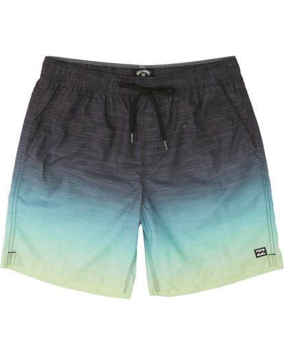 0 All Day Fade Layback Boardshorts Yellow M1841BFB Billabong