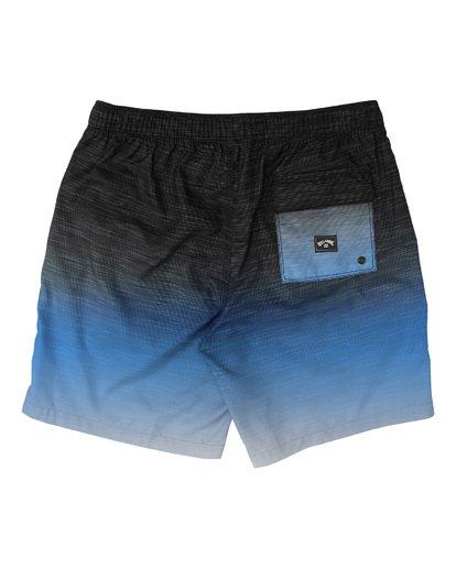 1 All Day Fade Layback Boardshorts Blue M1841BFB Billabong