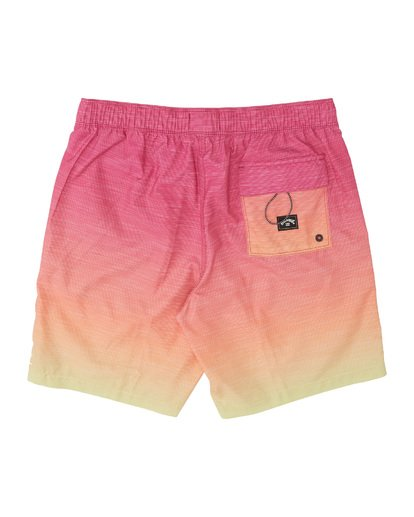 1 All Day Fade Layback Boardshorts Orange M1841BFB Billabong