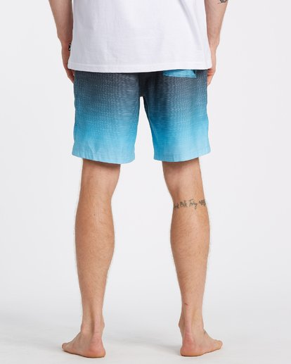 5 All Day Fade Layback Boardshorts Blue M1841BFB Billabong