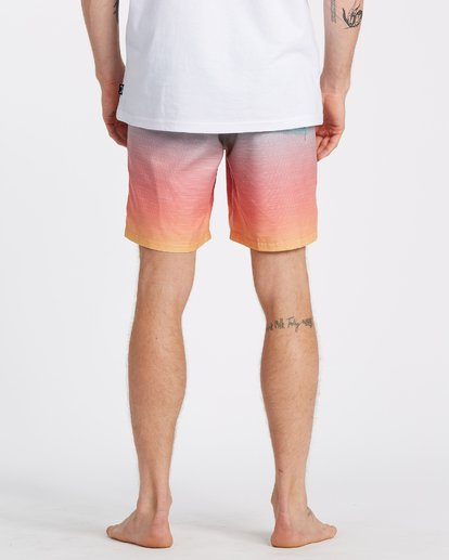 5 All Day Fade Layback Boardshorts Multicolor M1841BFB Billabong