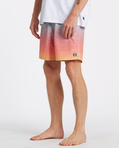3 All Day Fade Layback Boardshorts Multicolor M1841BFB Billabong